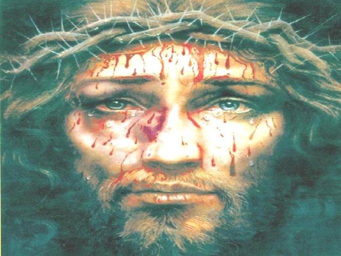 Merci Jésus pour Ton Sang Précieux qui nous sauve !