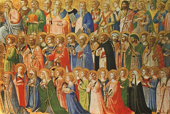 Le 11 août : Sainte Claire d'Assise