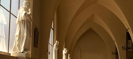 Pour une semaine de prière accompagnée à St François de Sales