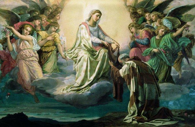 DÍA TERCERO: El Espíritu de Oración de San Simón Stock