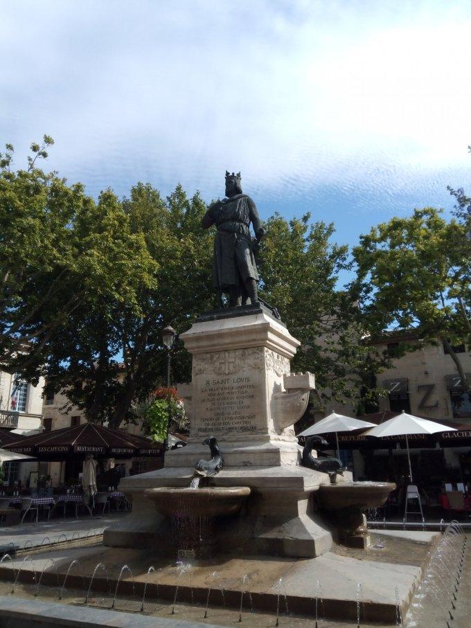 Aigues Mortes...St Benoît