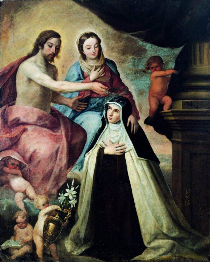 DÍA SEXTO: La Obediencia según Santa María Magdalena de Pazzi