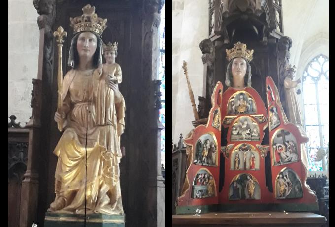 Un cadeau de la part de Sainte Marie pour tous les priants