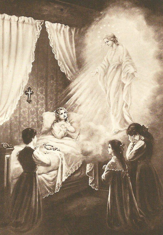 9ème jour : Mardi 16 juillet – Marie, Mère de la foi