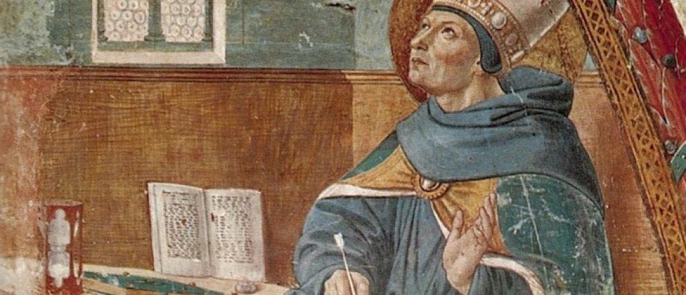 """""""Aimons Dieu, aimons le prochain"""": neuvaine à S. Augustin"""