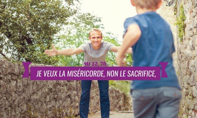 Je veux la miséricorde, non le sacrifice