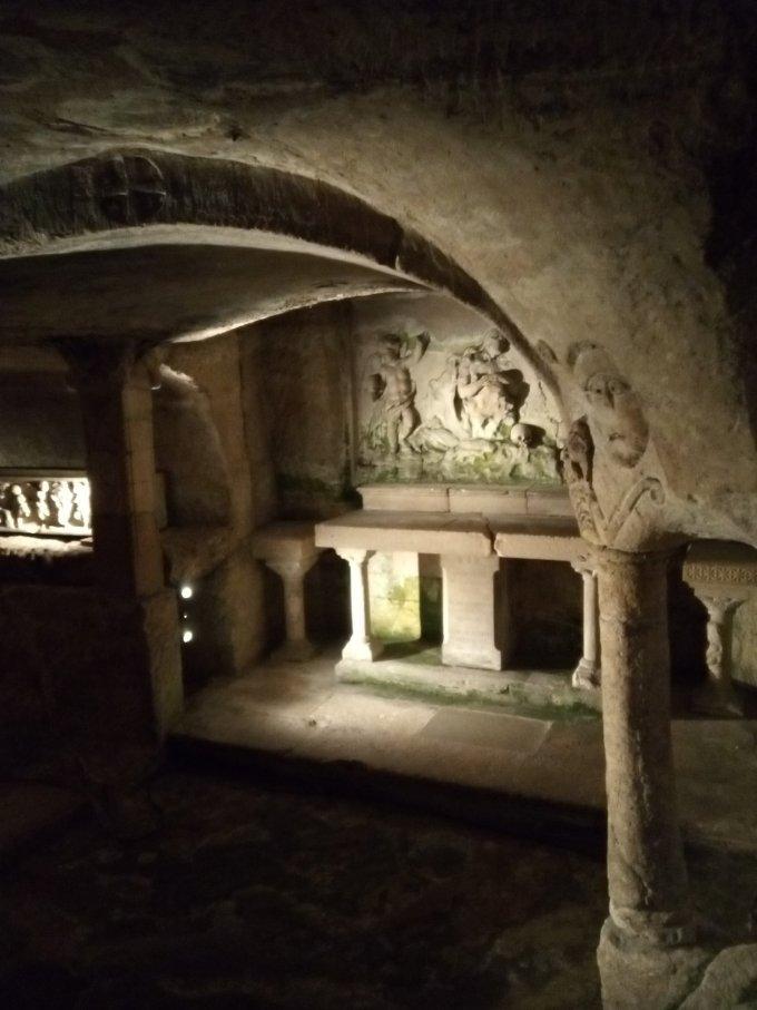 Marseille, de St Victor à Grotte Saint Michel d eau douce