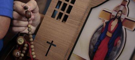Terço de Jesus das Santas Chagas