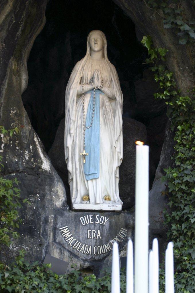 Notre-Dame de Lourdes, priez pour nous ! Neuvaine Jour 3