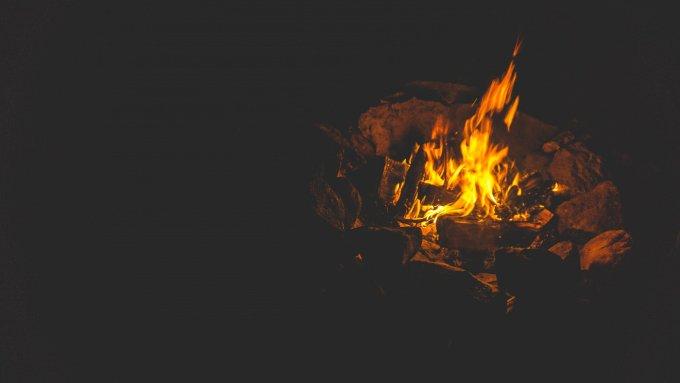 Je suis venu apporter un feu sur la terre.