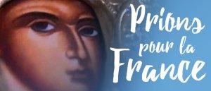 Août 2019 : invoquons tous ensemble Marie pour la France !