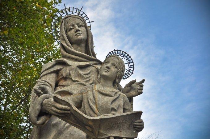 Sanctuaire de Ste Anne d'Auray