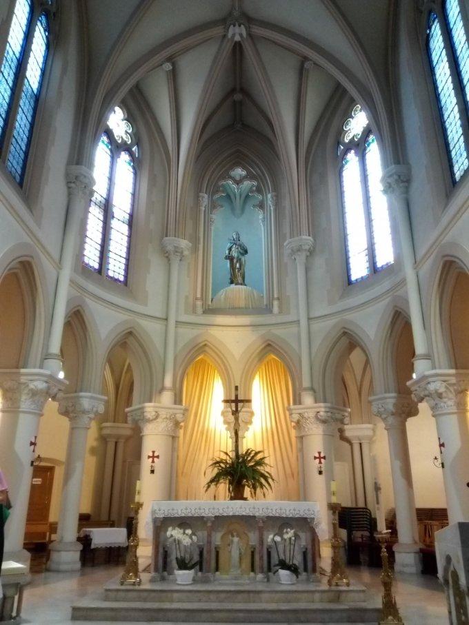 Le Cannet, Ste Marthe...chez Ste Philomène
