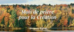 Prions pour la Création !