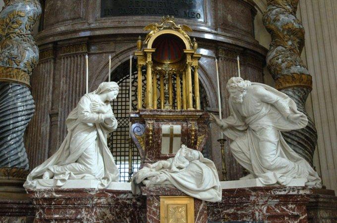 Avec Notre Dame du Val de Grâce, Prions pour la France