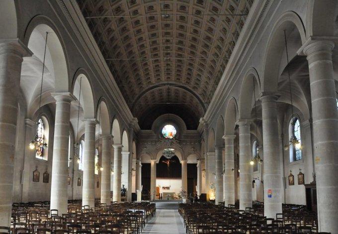 Saint Pierre du Gros Caillou