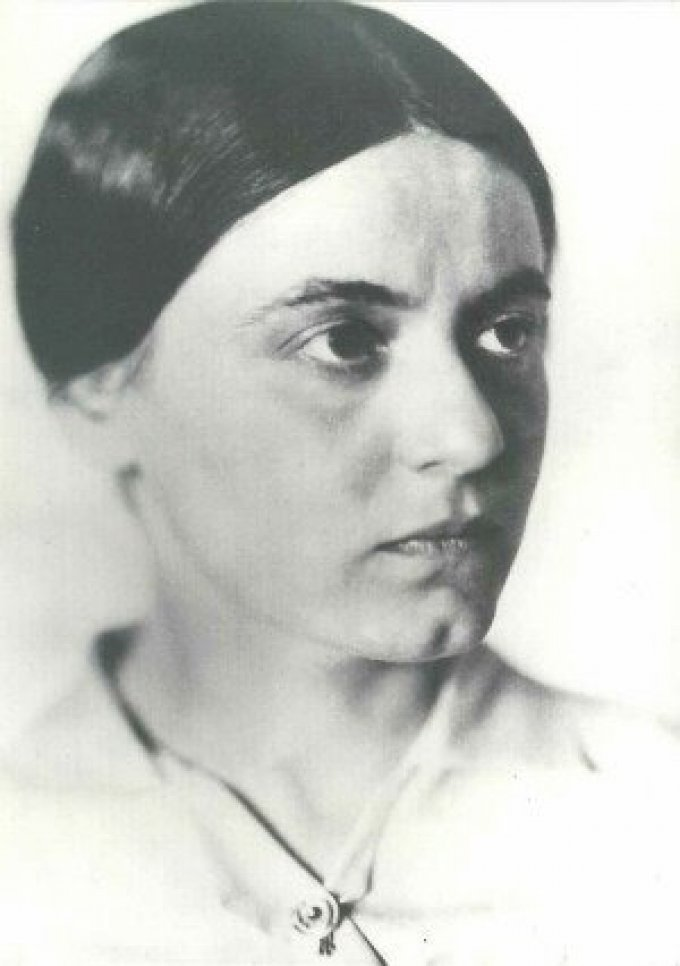Sainte Thérèse-Bénédicte de la Croix (Edith Stein)