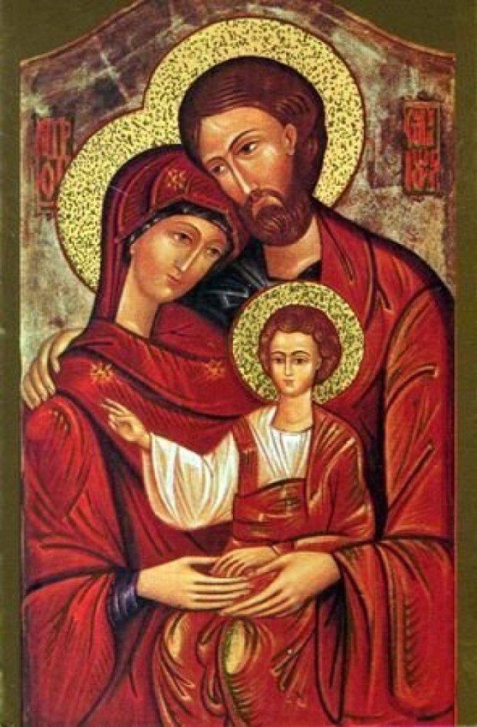 Saint Joseph, très cher à Jésus-Christ et à sa Mère, priez pour nous