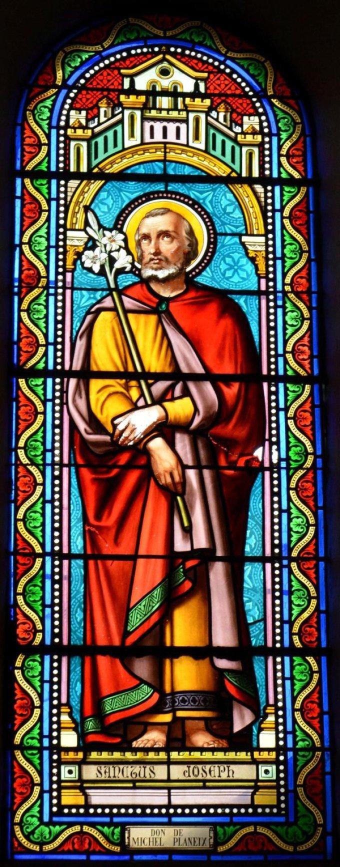 Saint Joseph, priez pour les défunts