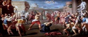 Prions pour les Chrétiens persécutés en raison de leur Foi