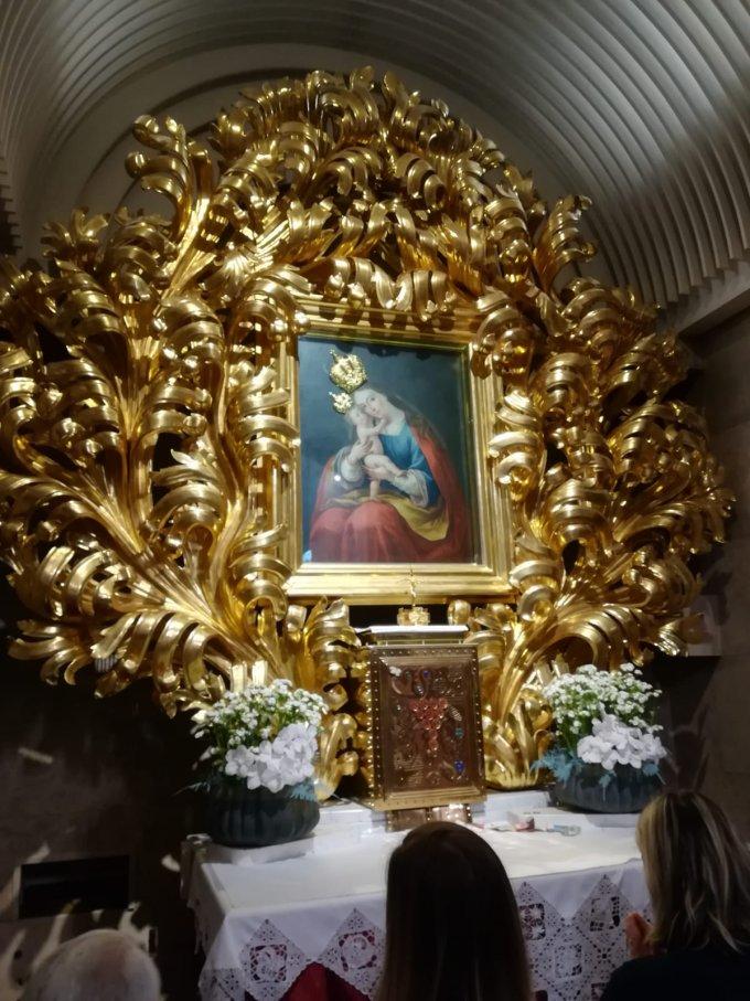 Maman Marie monte au Ciel ! ...Brugnato
