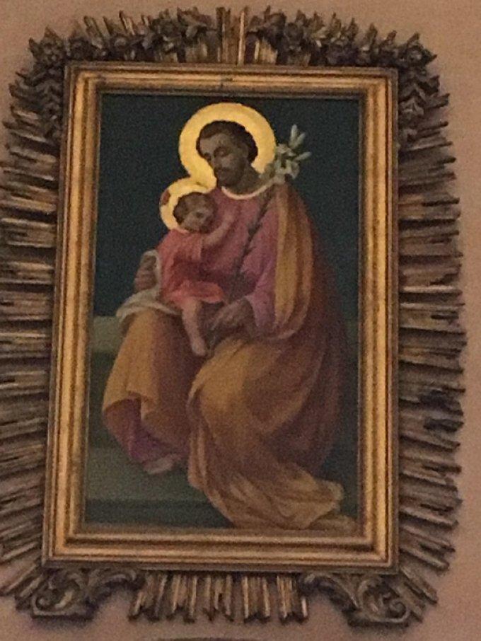 Saint Joseph, qui avez porté comme un ange les ordres de Dieu, ppn