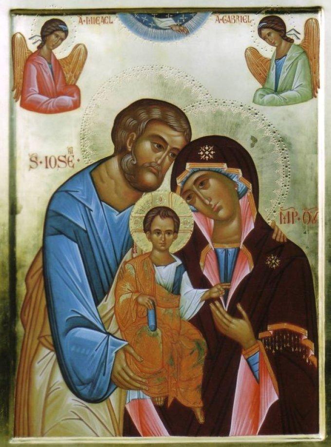 Saint Joseph, qui n'avez jamais voulu déshonorer la Sainte Vierge, ppn