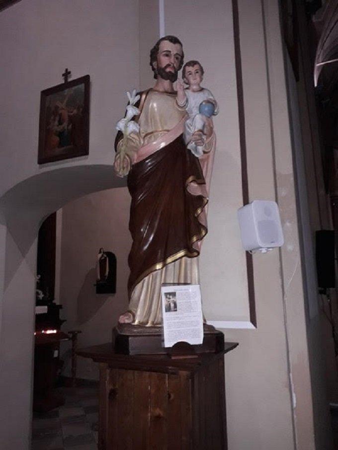 Saint Joseph, priez pour nos défunts