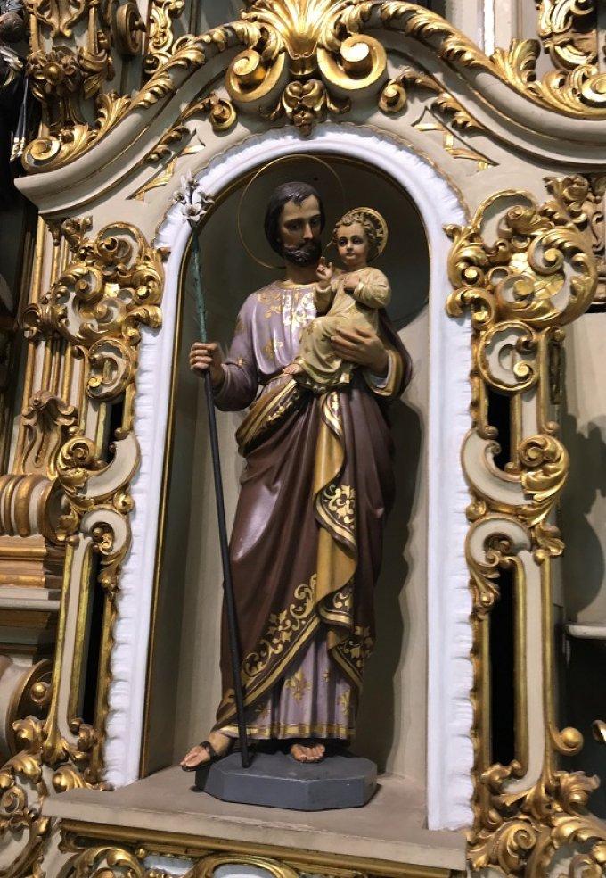 Saint Joseph, miroir de patience, priez pour nous