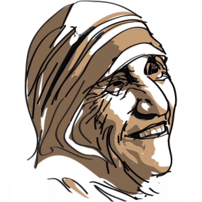 September 5: the feast of Holy Mother Teresa of Calcutta († 1997)