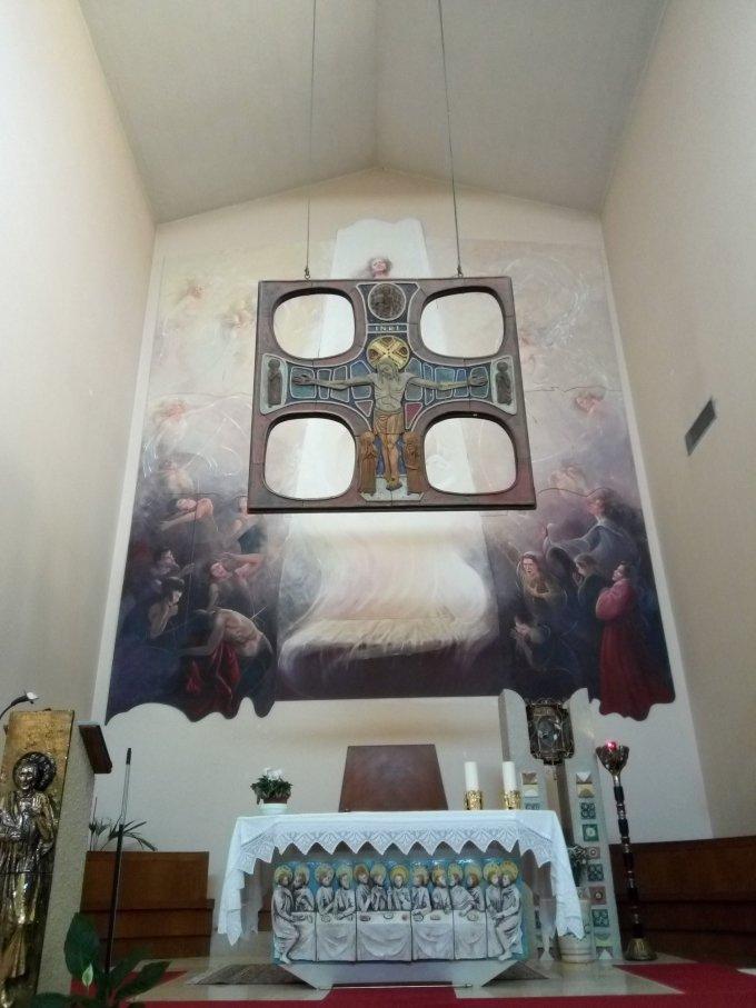 Saint Augustin !... dans la Sainte Famille de Nazareth... une histoire !