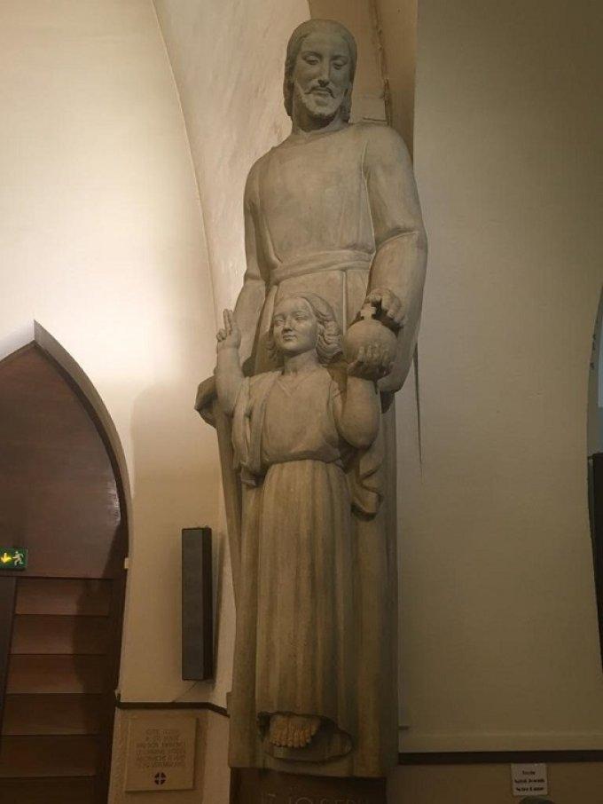 Saint Joseph, priez pour les personnes isolées