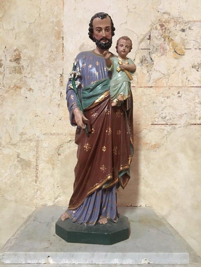 Saint Joseph, priez pour les malades et les désespérés