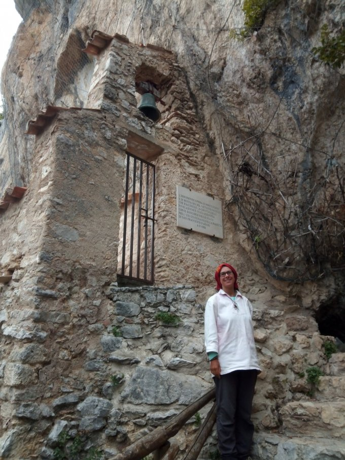 Sanctuaire franciscain St Giacomo ! Poggio Bustone