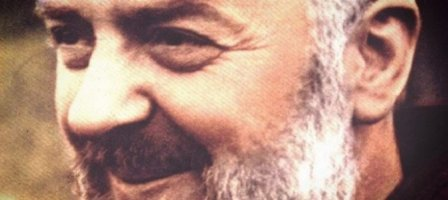Padre Pio's Meditation