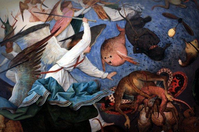 4ème jour - La chute des anges et celle de l'Homme