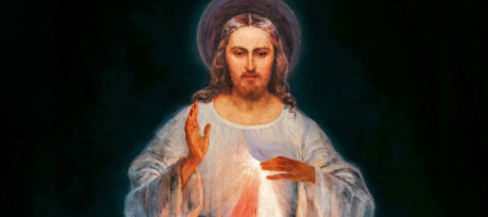 Let us pray the Divine Mercy