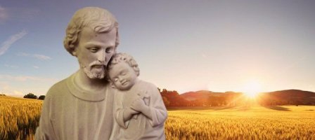 Let's pray to saint Joseph every day!