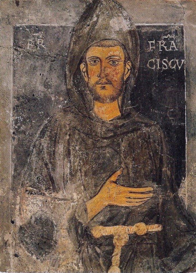 3ème jour : l'humilité de saint François