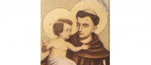 St. Anthony, pray for us.