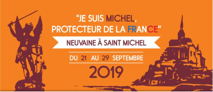 Neuvaine à Saint Michel Archange du 21 au 29 septembre