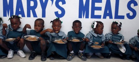 Mary's Meals Prayer Support