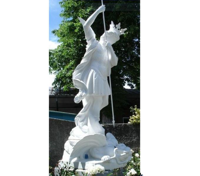 Saint Michel archange…soyez notre secours contre la méchanceté ....du démon