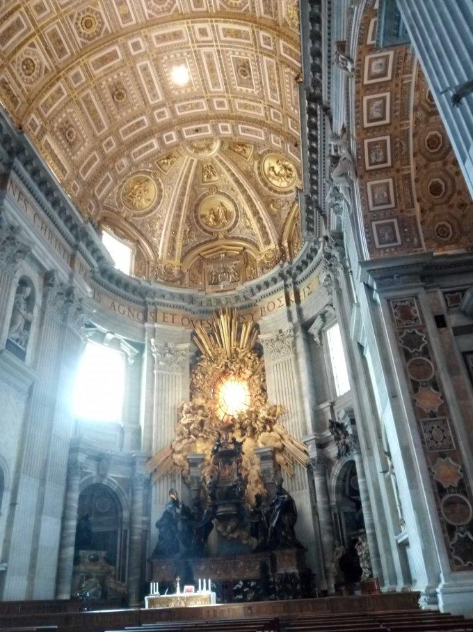 Rome ! St Pierre et St Paul, priez pour nous et intercedez pour nous !