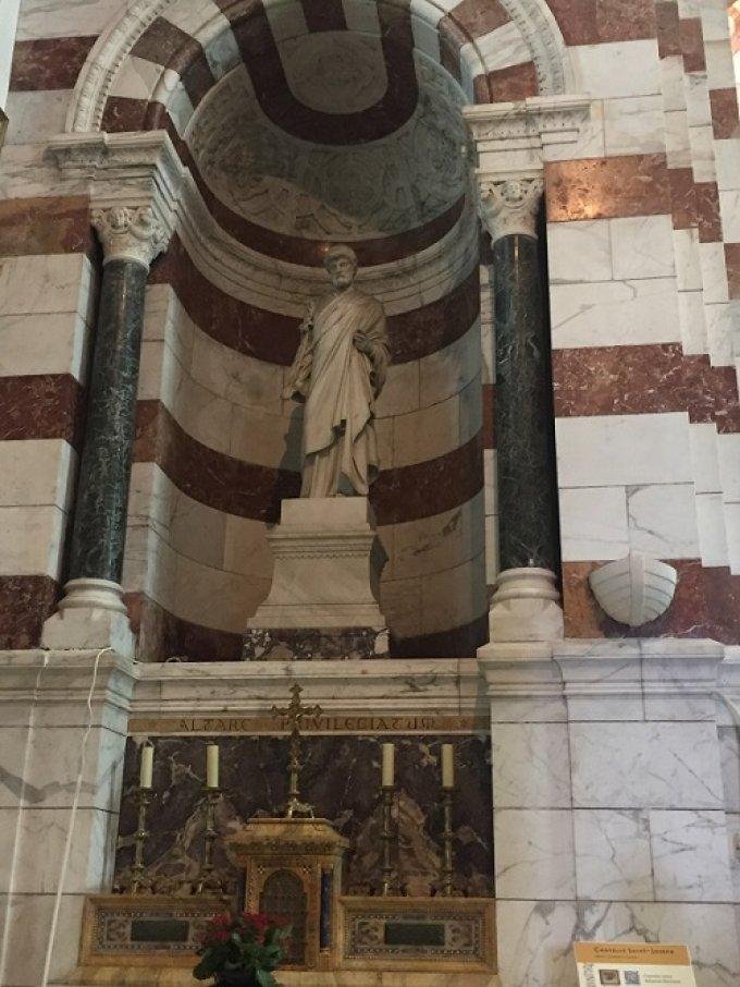Saint Joseph, glorieux fils de David, priez pour nous