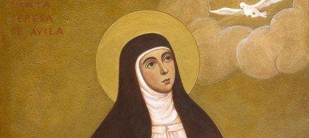 Novena con Santa Teresa de Jesús, una mística muy humana