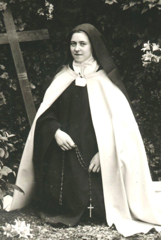 1er octobre - Sainte Thérèse - Patronne des missions