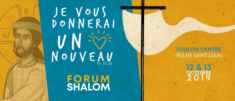 Prier chaque jour avec Shalom !