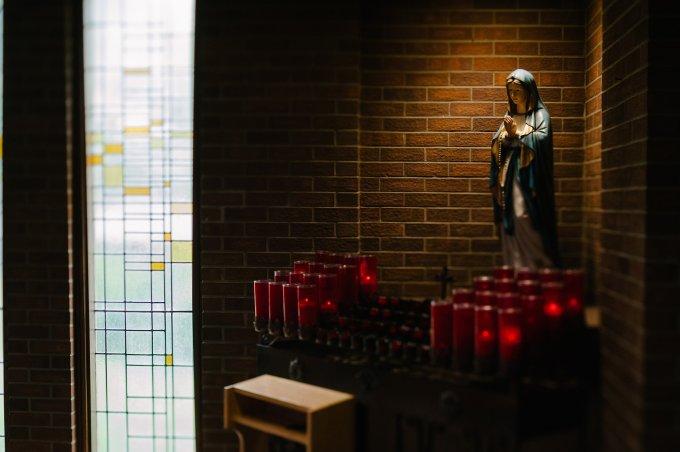 Jour 3 - Marie, médiatrice de toutes grâces