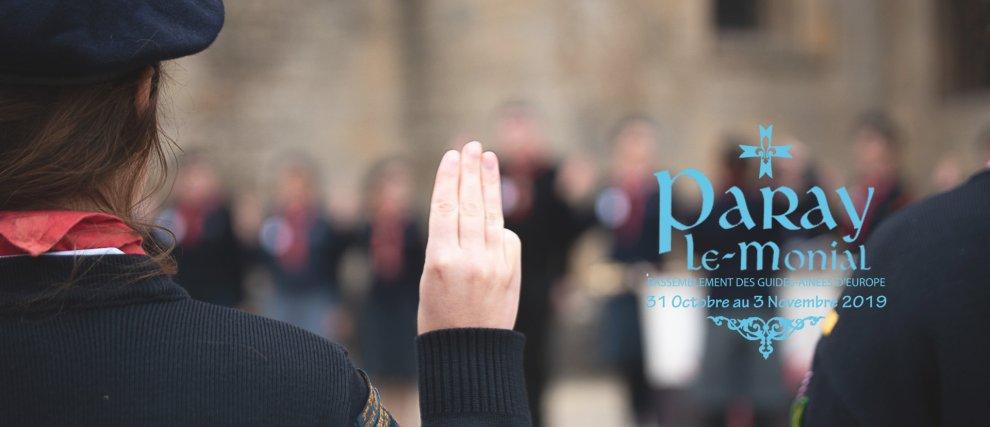 Paray 2019 - Guides-Aînées d'Europe
